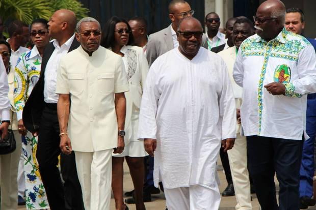Ali Bongo, patron du PDG,  a nettoyé son écurie