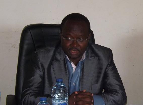 Roger Ngoh Yom, le Directeur exécutif de l'Ong Transparency International Cameroon.