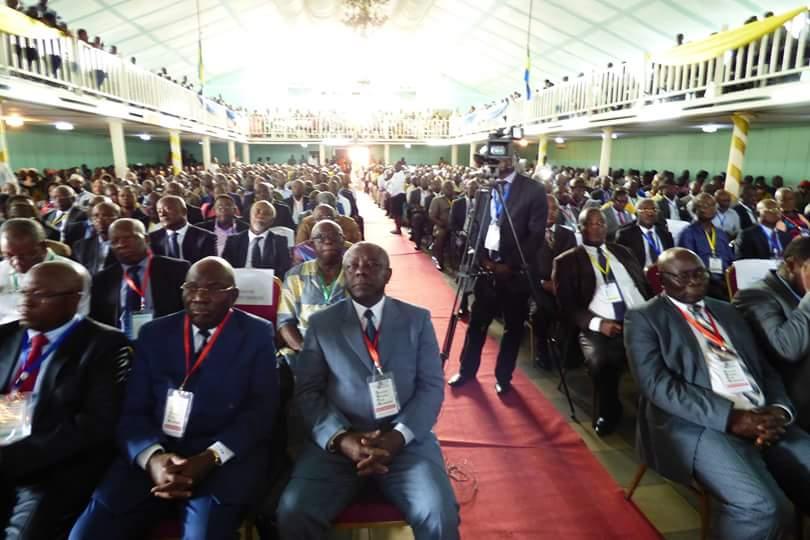 Les organisateurs du dialogue national pour l'alternance revendiquent 6 000 participants au rassemblement qui s'est déroulé à Libreville du 19 au 23 décembre.