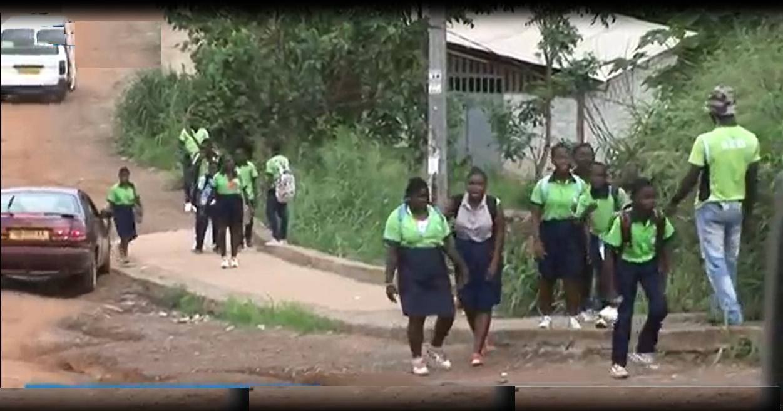 Les élèves reprennent le chemin des classes