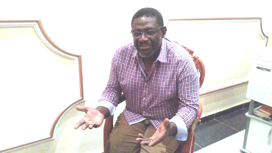 Jean-Jacques Evouna, président du Conseil Gabonais du Patronat.