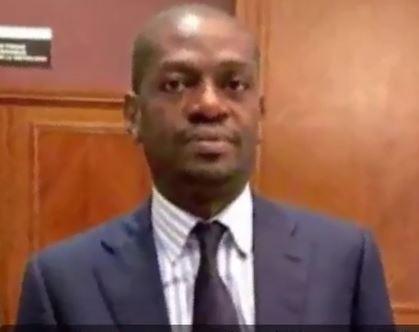 Eloi Nzondo a rejoint le PDG pour mieux soutenir Ali Bongo Ondimba