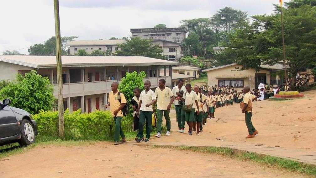 Lycée de Ndog-hem à Douala