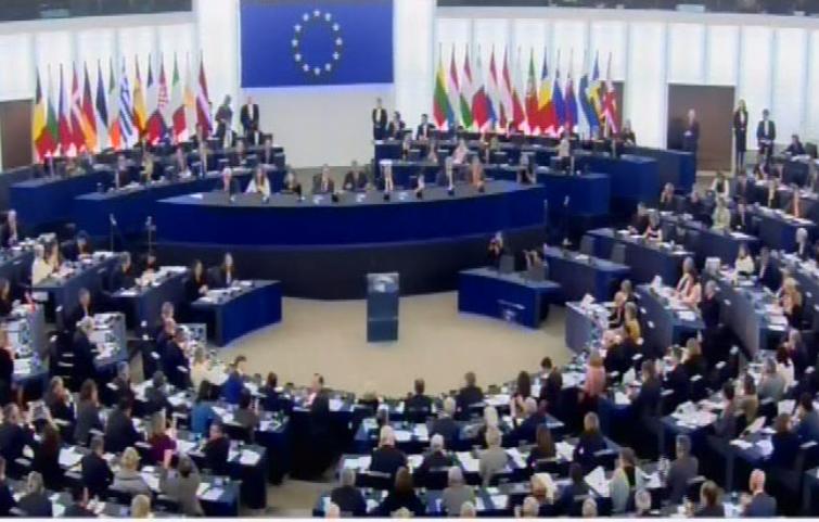 Session du Parlement Européen à Strasbourg